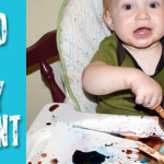 How To Teach A Baby To Paint