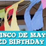 The Cinco De Mayo First Birthday Party