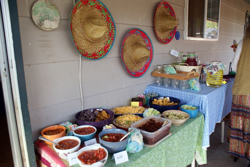 Cinco de Mayo Birthday Party Ideas from Muse of the Morning