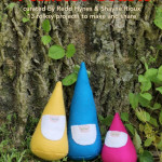 Folklore Crafts: Matryoshkas and Garden Gnomes!