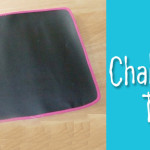 Fabric Chalkboard Tutorial