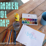 Introducing Summer Cool Camp: Getting Ready