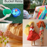 Round Up: Summer Cool Camp – 16 Creative Things We're Going To Do This Summer
