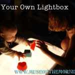 DIY Your Own Lightbox