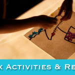 Activities & Materials For The Lightbox