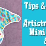Some tips for Sewing the Mini Diaper & Cover Pattern