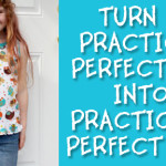 Turn The Practically Perfect Tee Shirt into a Practically Perfect Tank Top