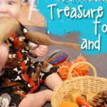 Treasure Baskets For Babies & Toddlers