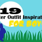 19 Easter Outfit Inspirations & Tutorials For BOYS!