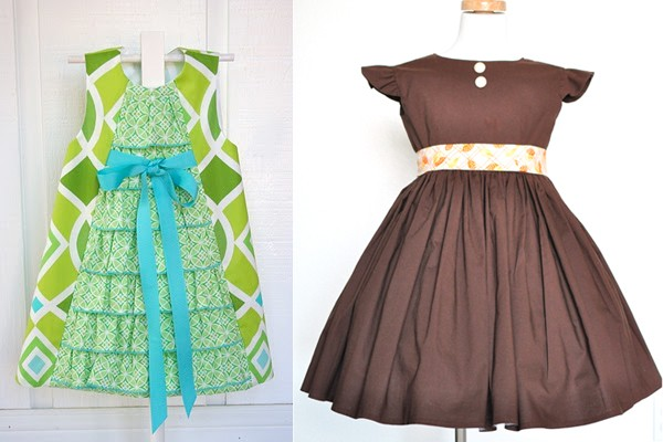 how to make a very simple shirring dress