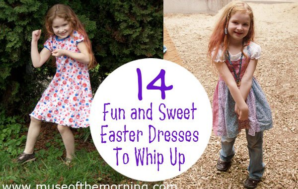 Muse of the Morning Easter dress round up
