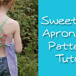 Sweet Hippie Apron Dress Pattern & Tutorial