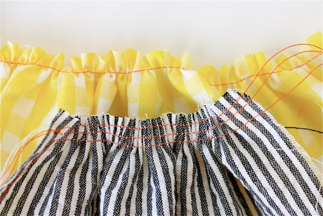 5 ways to gather fabric from Muse of the Morning
