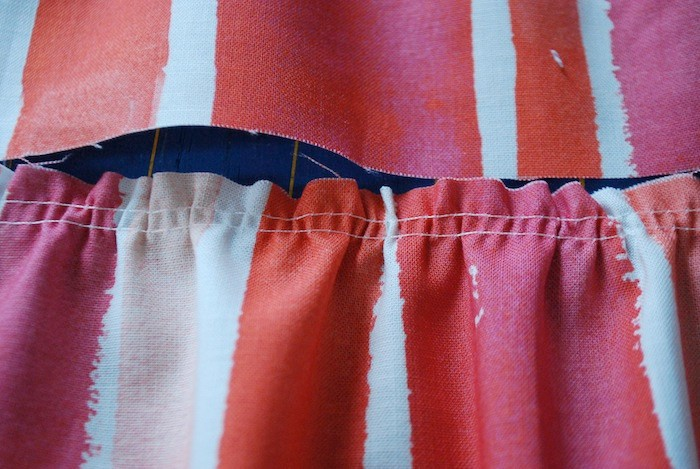 5 ways to gather fabric with Muse of the Morning