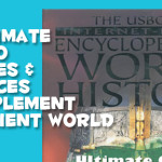 Ultimate List of Activities For The Usborne Encyclopedia of World History – Year 1