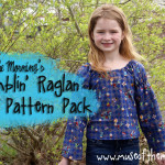 The Ramblin' Raglan Mega Pattern Pack