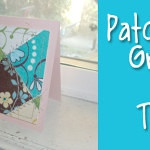 Patchwork Greeting Cards Tutorial
