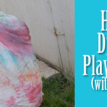 Tutorial: Dyeing Silk Scarves (with Kool-Aid)
