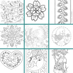 Weekend Inspiration: Free Embroidery Designs