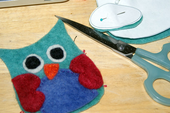 Free Pattern and Tutorial: Wise Mr. Owl from Muse of the Morning
