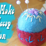 Tutorial: How To Make A Bottle Cap Pincushion
