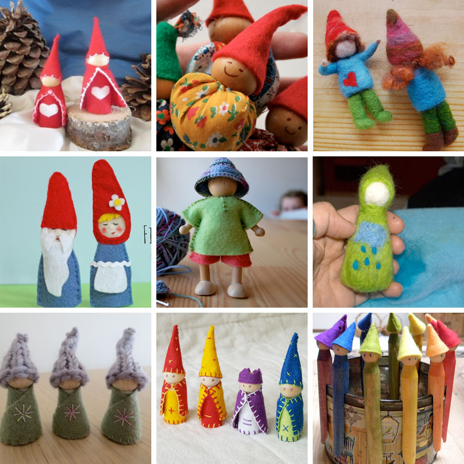 Weekend inspiration gnomes muse of the morning pdf sewing weekend inspiration from muse of the morning gnomes jeuxipadfo Gallery