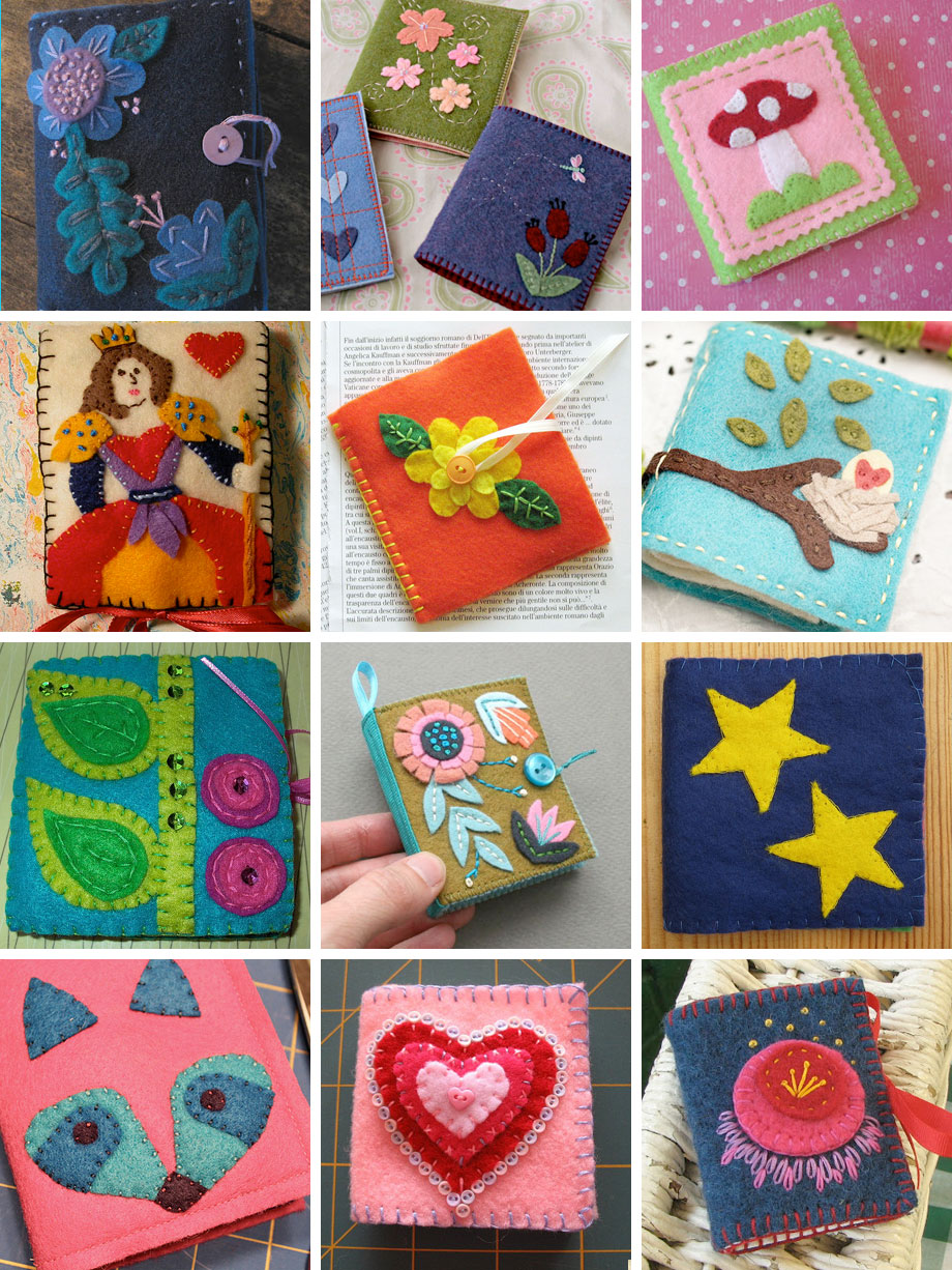 Round up of amazing needle books to inspire you! from Muse of the Morning