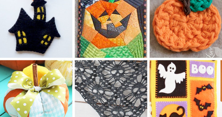 Halloween Household Sewing and Crafting Weekend Inspiration from Muse of the Morning