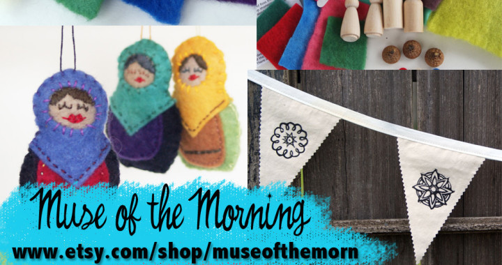 A Cyber Monday Coupon for you from Muse of the Morning!