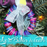 Tutorial: Make a Button Wreath Ornament for Your Tree
