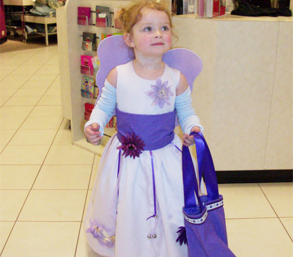 Halloween Dress Hack from Muse of the Morning