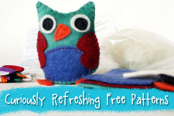 Free Patterns and Tutorials from Muse of the Morning