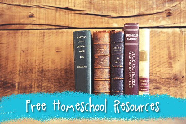free homeschool resource from Muse of the Morning