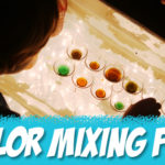 Color Mixing Fun – An Invitation To Play