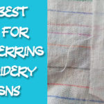 The Best Pens for Transferring Embroidery Designs