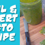 Basil & Filbert Pesto Recipe