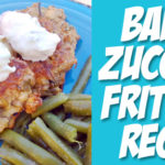 Baked Zucchini Fritters Recipe