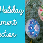 New Pattern: 2016 Holiday Ornament Collection
