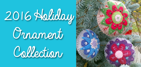 Christmas Ornaments Muse Of The Morning Pdf Sewing Patterns For