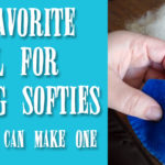 My Favorite Tool For Stuffing Softies & How You Can Make One